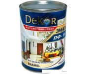 Эмаль Dekor ПФ-115 1.8кг (желтый)