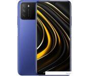 Смартфон POCO M3 4GB/64GB международная версия (синий)