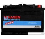 Автомобильный аккумулятор Hagen Starter 55220 (52 А·ч)
