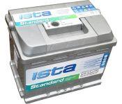 Автомобильный аккумулятор ISTA Standard 6CT-63A1 (63 А·ч)