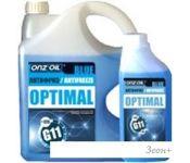 Охлаждающая жидкость ONZOIL Optimal Blue G11 5кг