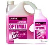 Охлаждающая жидкость ONZOIL Optimal RED G12 5кг