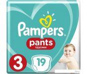 Трусики-подгузники Pampers Pants 3 Midi (19 шт)