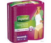 Трусы-подгузники для взрослых Depend Для женщин M/L (10 шт)