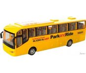 Автобус Maya Toys 666-698A (желтый)