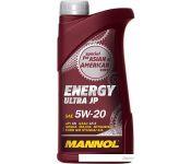 Моторное масло Mannol Energy Ultra JP 5W-20 API SN 1л