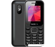 Мобильный телефон TeXet TM-122 (черный)