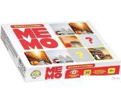 Настольная игра Десятое королевство Мемо. Флаги и столицы 03596