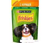 Корм для собак Friskies с курицей в подливе 0.085