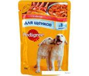 Корм для собак Pedigree с ягненком для щенков от 1 месяца 0.1 кг