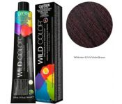 Wild Color Permanent Hair 4.2 4V 180 мл