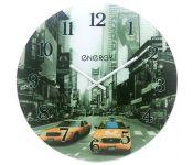 Часы настенные ENERGY EC-137 круглые, 1хАА