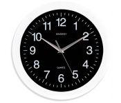 Часы настенные ENERGY EC-03 круглые, 1хАА