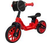 Беговел Hobby-bike Magestic OP503 (красный/черный)