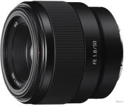 Объектив Sony FE 50mm F1.8 [SEL50F18F]