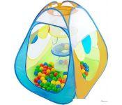Игровая палатка Calida Конус+100 шаров