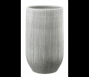 Ваза д/цветов керам. Ronda (18x30см) серый , арт.1317/0030/2384