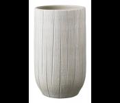 Ваза из керамики Ronda (18х30см), кремовый, арт. 1317/0030/2383