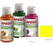 Колеровочная краска Ореол 01 0.1 л (лимонный)