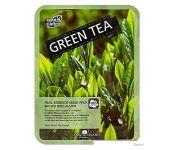 May Island Маска Island Real Essense Green Tea Mask Pack 25 мл
