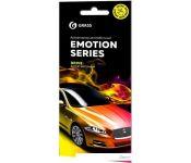 Grass Ароматизатор картонный Emotion Series Drive AC-0167