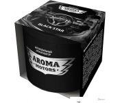 Grass Ароматизатор гелевый Aroma Motors Black Star 100 мл AC-0171