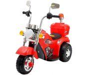 Электротрицикл Sima-Land Чоппер (красный)