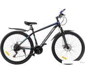 Велосипед RS Salzburg 27.5 р.18 2021 (черный/синий)