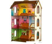 Кукольный домик Теремок Лоли 3128