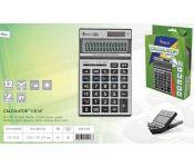 Калькулятор 12 разрядный, размеры: 178,5 х 104 х 24мм арт FO11016 Forpus