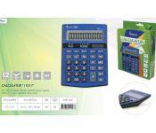 Калькулятор 12 разрядный, размеры: 131,5 х 107 х 29мм арт FO11017 Forpus