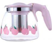 Заварочный чайник Miniso 0545 (персик)