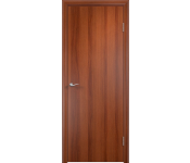 Дверь межкомнатная «Тип-С» ДПГЮ Итальянский орех, 200х60 см 43374 цена указана только за дверное полотно