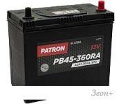 Автомобильный аккумулятор Patron Asia PB45-360RA (45 А·ч)