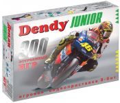 Игровая приставка Dendy Junior 2 (300 игр)