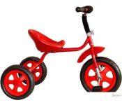 Детский велосипед Galaxy Лучик Малют 4 (красный)