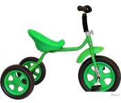 Детский велосипед Galaxy Лучик Малют 4 (зеленый)