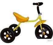 Детский велосипед Galaxy Лучик Малют 4 (желтый)