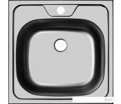 Кухонная мойка Ukinox Классика CLM480.480 ----4K 0C-