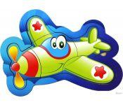 Мозаика/пазл WoodLand Toys Самолет 011209