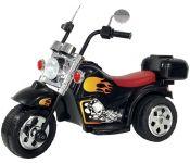 Электротрицикл Sundays BJ777 (черный)
