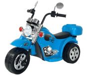 Электротрицикл Sundays BJ777 (синий)