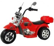 Электротрицикл Sundays BJ777 (красный)
