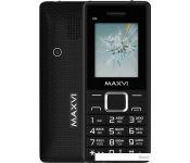 Мобильный телефон Maxvi C9i (черный)