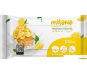 Антисептик Milana Лимонный десерт (20 шт)