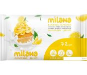 Антисептик Milana Лимонный десерт (72 шт)