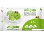 Антисептик Milana Фисташковое мороженое (72 шт)
