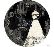 Настенные часы GreenDeco CL2125