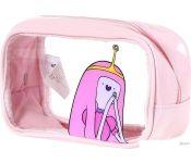 Косметичка Miniso Adventure Time 2482 (розовый)