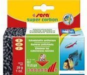 Наполнитель фильтра Sera Super Carbon 0.029 кг